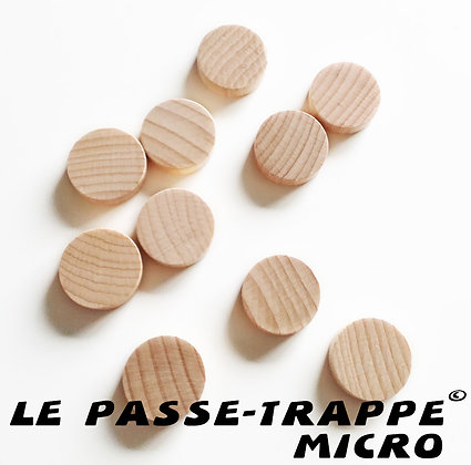 Passe-Trappe Micro - Palets/Discs x10