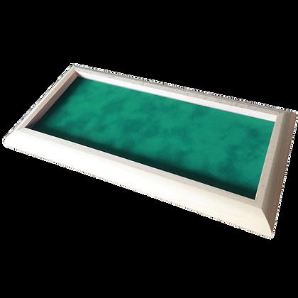 Piste arrondie/claire (verte) - Track round/light (green)