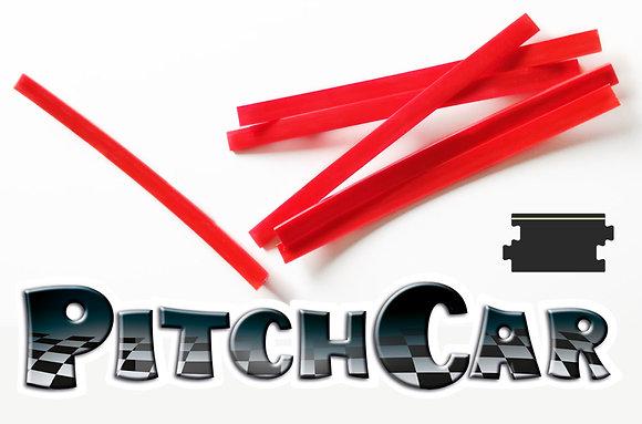PitchCar - Rails courts/short x6