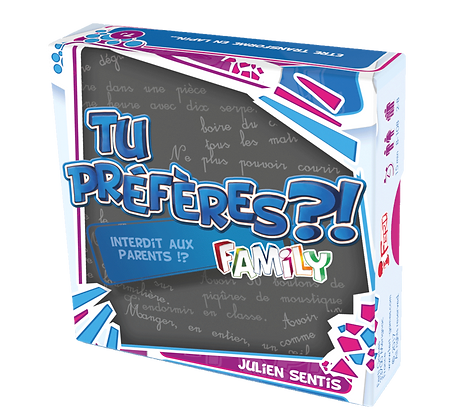 Tu Préfères Family ?!