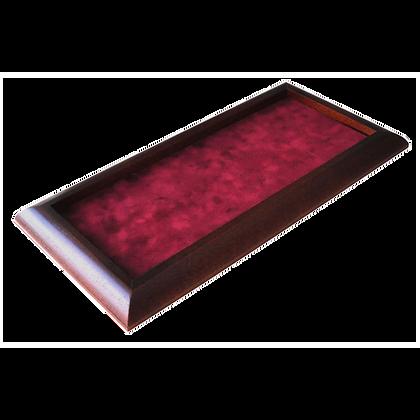 Piste arrondie/foncée (rouge) - Track round/dark (red)