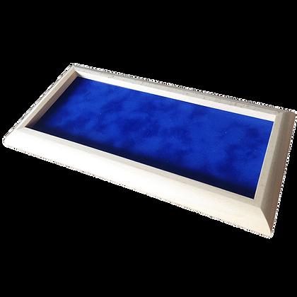 Piste arrondie/claire (bleue) - Track round/light (blue) [second choix]