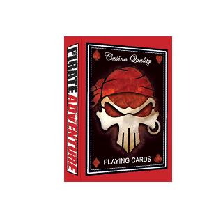 """Jeu de 54 cartes Poker """"Pirate Adventure"""""""