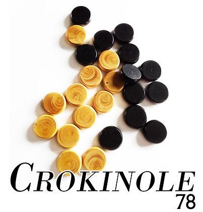 Crokinole 78 - Palets/Discs x24