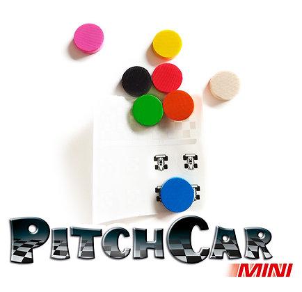 PitchCar Mini - Sachet de 8 voitures