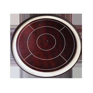 Crokinole 78 - Acajou/Mahogany [second choix]