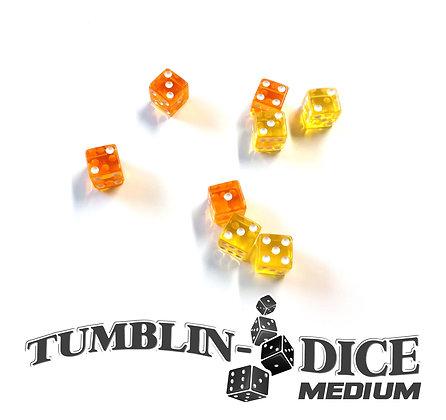 Tumblin-Dice Medium - Extension Dés/Dice Expansion x8 J-O