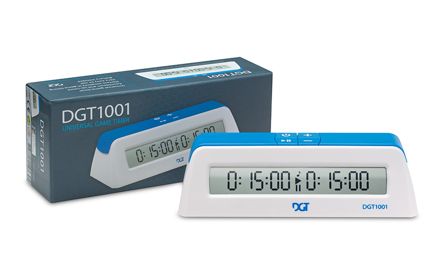 DGT1001 White (with giftbox)