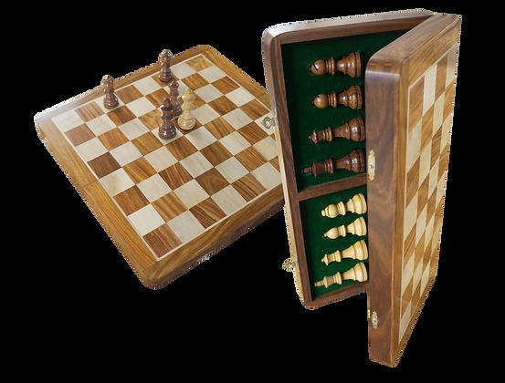 Jeux d'Échecs Pliable - 40 cm - Second Choix