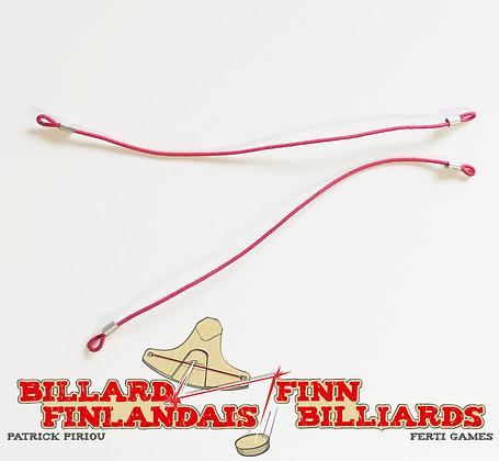 FINN - Elastiques/Elastics x2