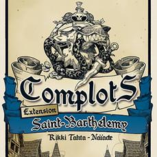 Complots Saint Barthélemy