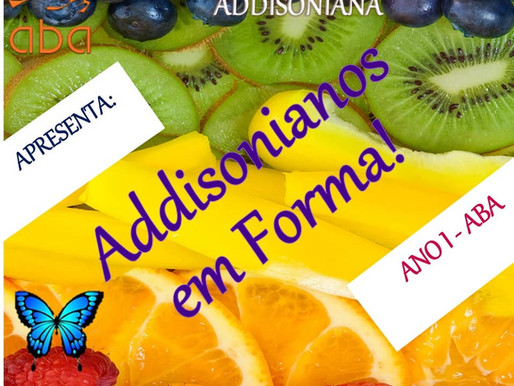 Addisonianos em Forma