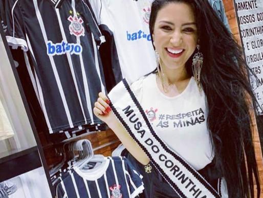 Thamires Navarro a musa do Corinthians conta sua trajetória com o HAC