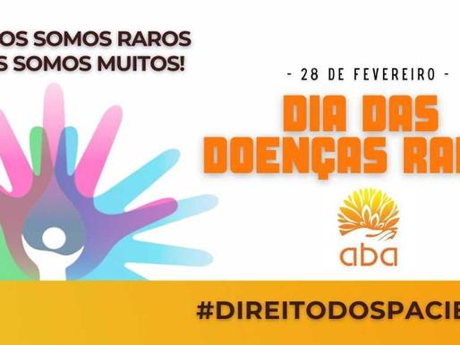 28 de fevereiro, é celebrado o Dia Mundial da Doença Rara