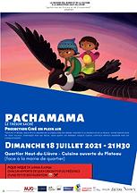 Cinéma en plein air - Pachamama