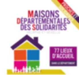 Les Maisons Départementales des Solidari