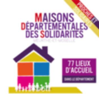 Les Maisons Départementales des Solidarités