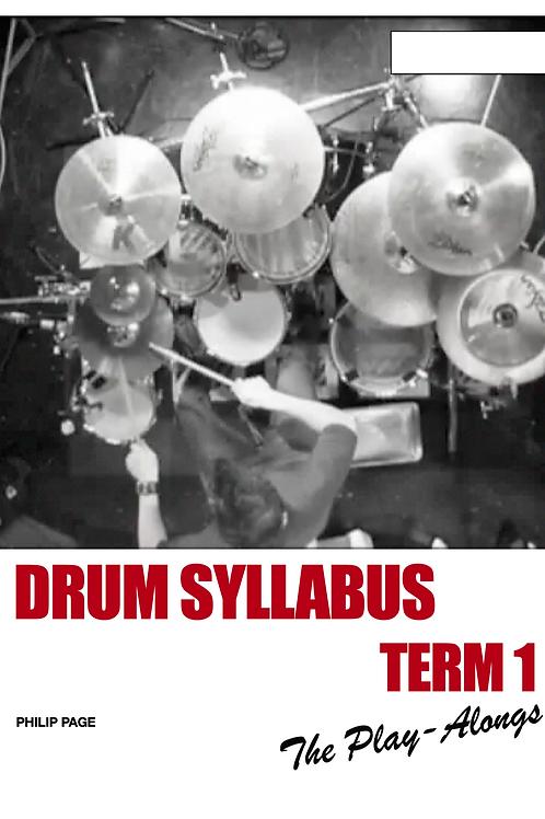 DSS Term The Play-Alongs