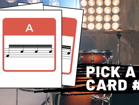 Pick A Card #6