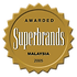 Superbrands product; awarded