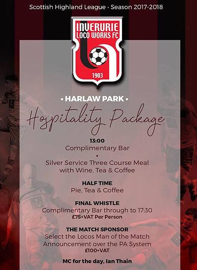 2017-18 Hospitality Inverurie Loco Works FC