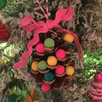 Blogmas Day - 12 Pine Cone Decoration