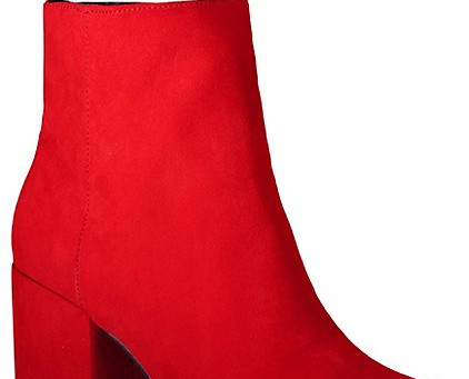 Red Boots Autumn/Winter 2017