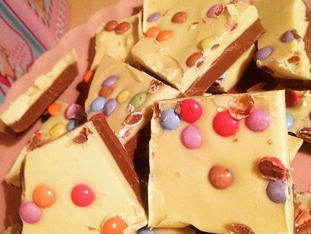 Amazing Chocolate Bark