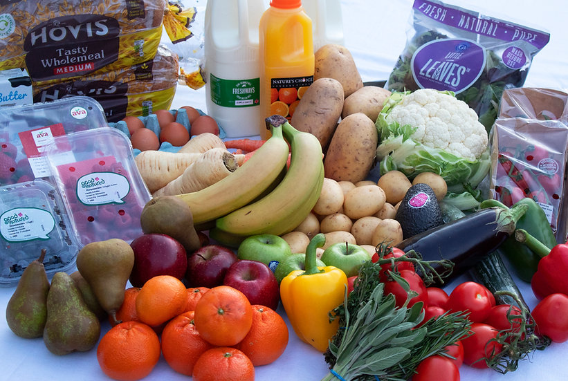 Large Fruit & Veg with Essentials