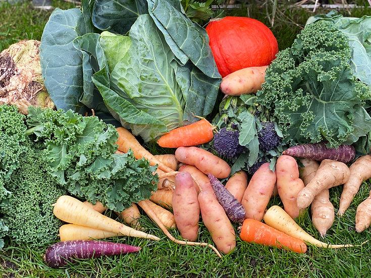 Farm Vegetable Box