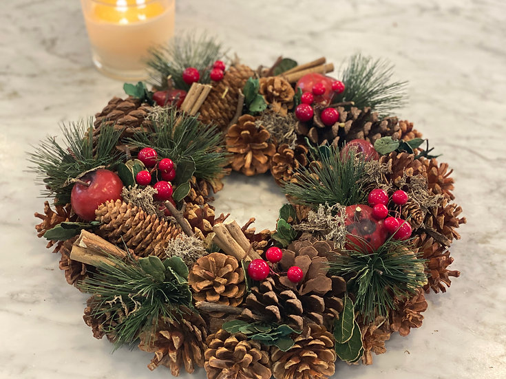 The Classic Christmas Wreath