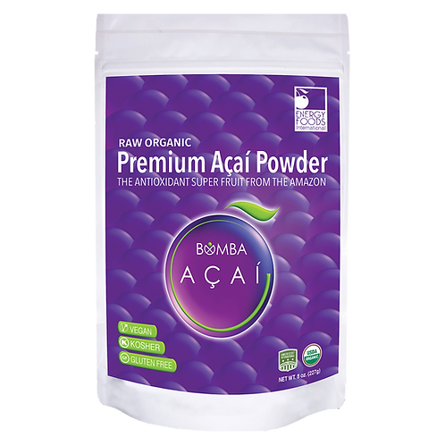 8 oz Acai Premium Powder