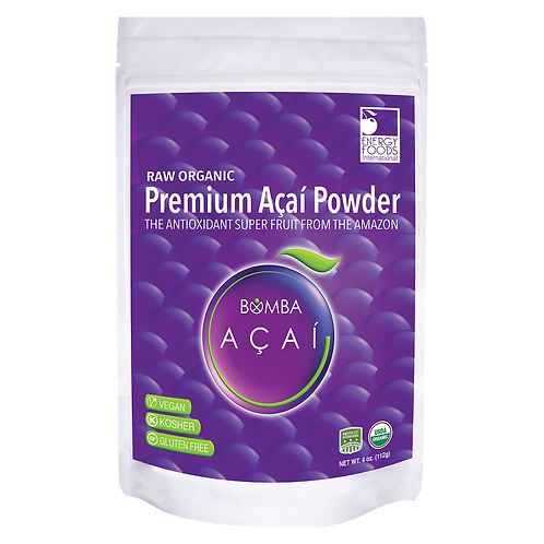 4 oz Acai Premium Powder