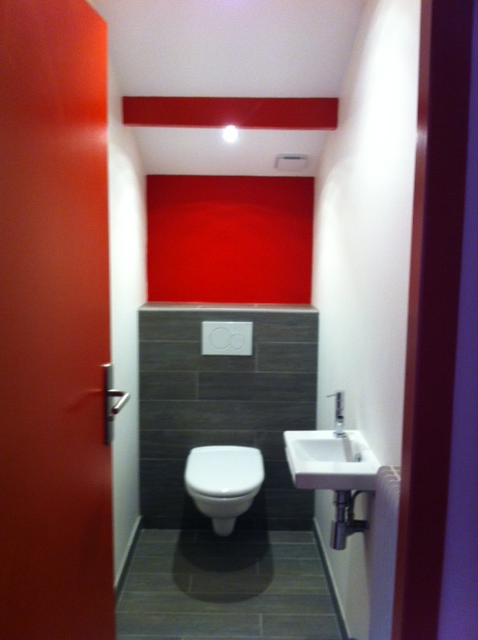 Nouveau WC