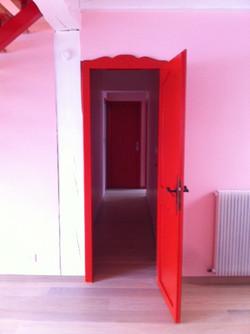Couloir après travaux