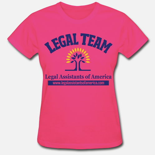 Legal Team Gildan Ultra Cotton Women's T-Shirt