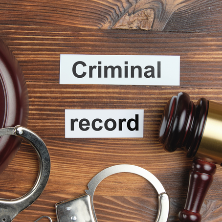 DO YOU HAVE A CRIMINAL CONVICTION ON YOUR RECORD? HERE'S WHAT YOU CAN DO ABOUT IT.