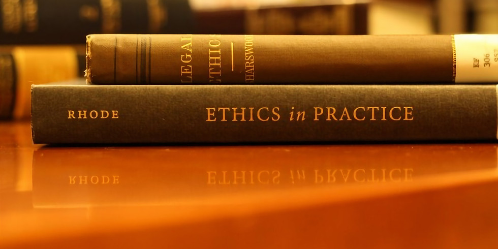 Ethics for Legal Assistants  (1)