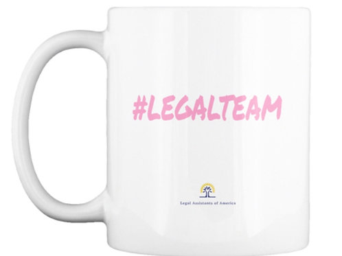Legal Assistants of America Coffee Mug