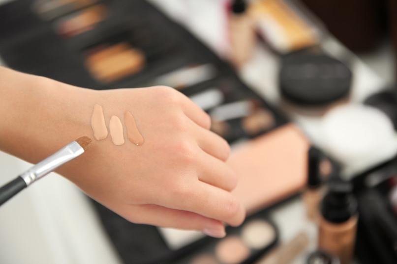 Make-up foundation
