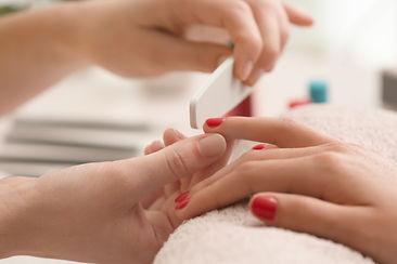 Manicure gelnagels O.P.I