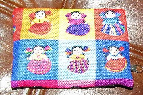 Mexican textile purse