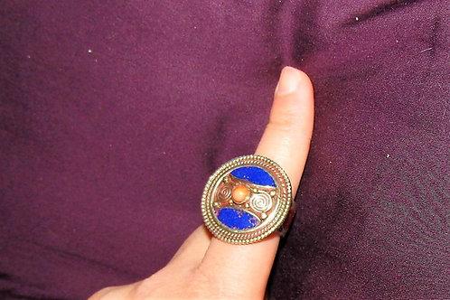Silver Tukrish Ring