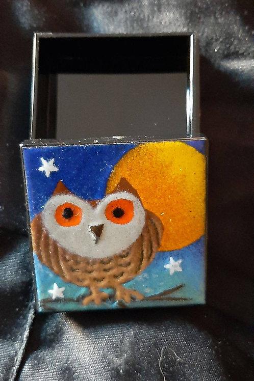 Small owl box