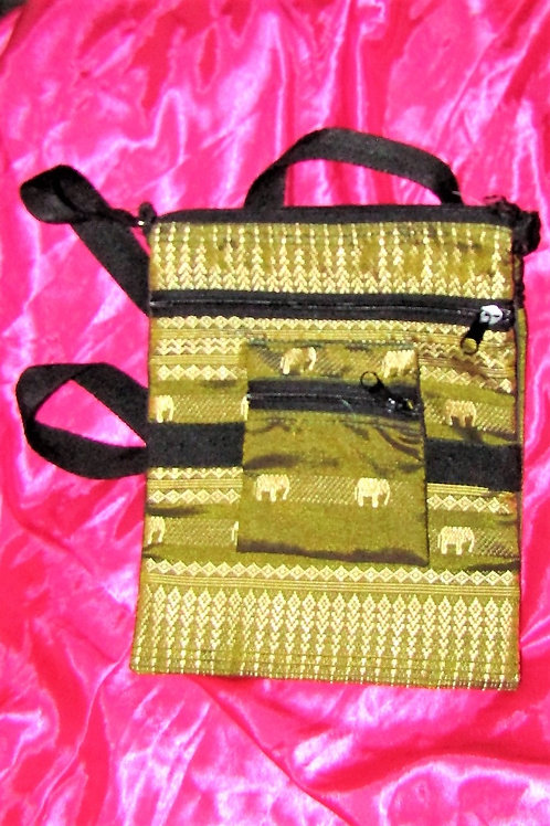 Elephant thai bag