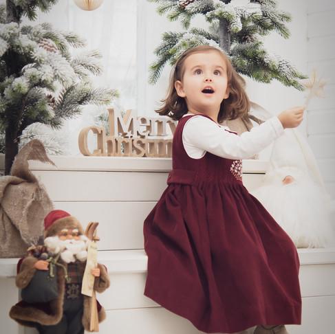 Weihnachten ist bald da ...