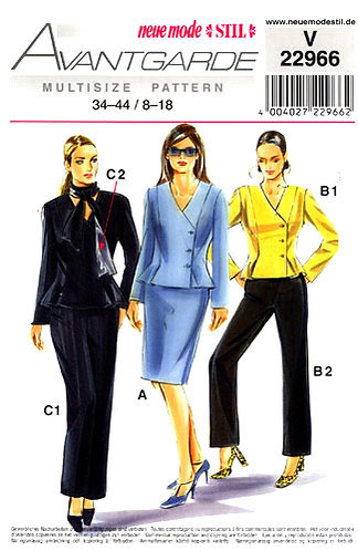 Neue Mode 22966neu