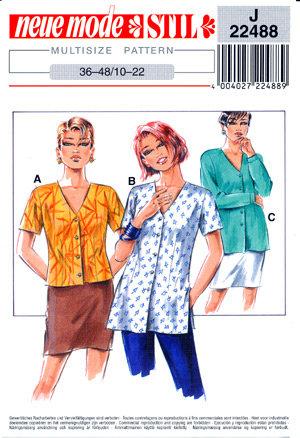 Neue Mode 22488neu