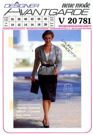 Neue Mode 20781neu