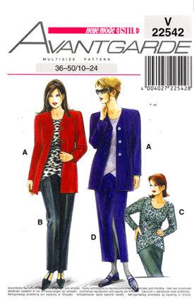 Neue Mode 22542neu